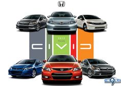 2012 Honda Civic - 9th generation