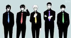 Police Story, Magic Kaito, Conan, Detective, Comics, Couples, Funny, Anime, Fictional Characters