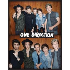 One Direction 2016 Softcover Academic Planner