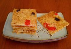 Blond Kitchen: Manteliherkku Florentines