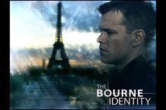 """Hotel Regina Paris   """"THE BOURNE IDENTITY"""""""