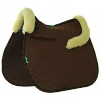 SP21 GP - HiWither saddlepad with front and back collars