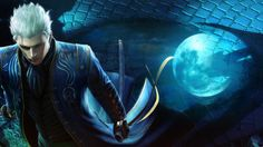 Download Vergil Wallpaper HD Devil May Cry 4 Special Edition 1920x1080