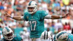 The NFL has released its 2017 regular-season schedule. Here's a look at what's in store for the Miami Dolphins.