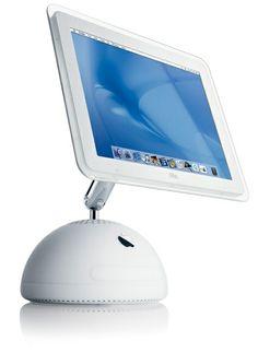 iMac G4. I still have mine, and it still hums right along.