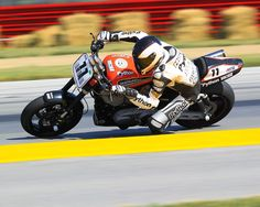 XR 1200 at speed