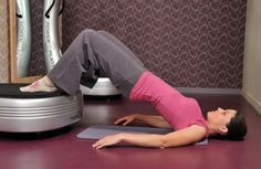 Flatten your tummy in just six weeks using Power Plate!