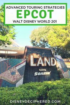 Advanced tips and tricks for Epcot in Walt Disney World. Fastpass+ strategies, touring advice for World Showcase, dining picks, character meet-and-greets, and what's coming to Epcot in the next few years. #disneydecipered #epcot #disneyworld #worldshowcase