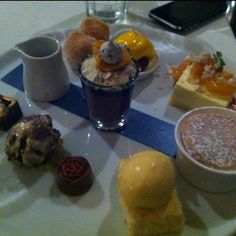 The desert selection at The Graham Hotel, Port Melbourne, and when I first met Sophie! Graham, The Selection, Melbourne, Deserts, Pudding, Places, Food, Flan, Postres