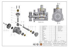 วิจิตร ชัยมงคลมณี : Wijit Chaimongkonmanee: ตัวอย่างแบบงานเขียนแบบ Autocad, Cad Computer, Isometric Drawing, 3d Drawings, Mechanical Design, Arduino, Engineering, Drawing Projects, Snoopy
