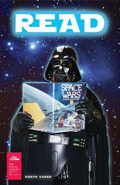 Star Wars Read Poster | Flickr - Fotosharing!