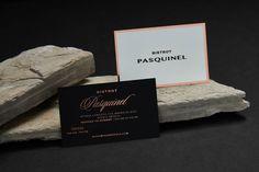 Bistrot Pasquinel on Behance