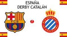 1906, España (1er DERBY CATALAN), Fútbol Club Barcelona < > R. C. D. Espanyol #FCBarcelona #RCDEspanyol #España (L5147) Fc Barcelona, Fcb Logo, Derby, Football Match, Club, Logo Design, Sports Logos