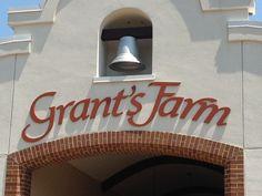 Grant's Farm in St Louis, MO