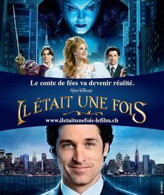 Il Etait une Fois.. (Enchanted) ~ ©Disney Magie - Walt Disney Films