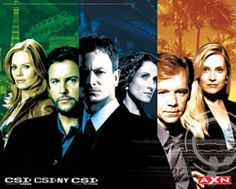 CSI ・CSI NY ・CSI Miami