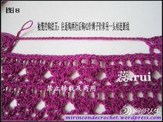 Les dejo el paso a paso de un lindo chaleco…   Mi Rincon de Crochet Crochet Clothes, Crochet Hats, Crochet Ideas, Crochet Necklace, Knitting, Blog, Spring Time, Cardigans, Blazers