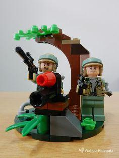 Lego star wars soldier