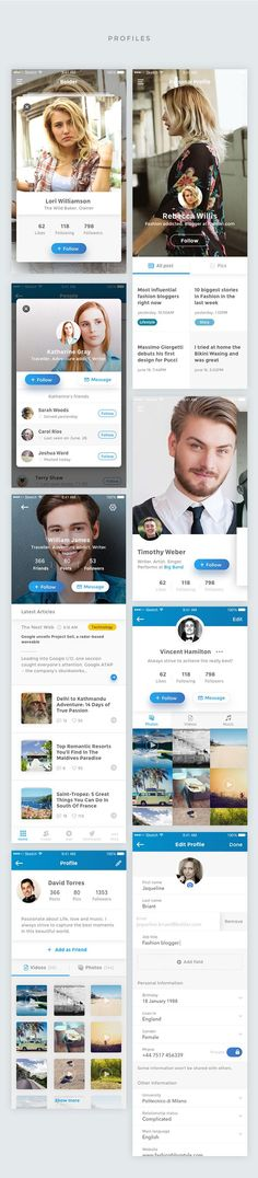 DESCRIPTION Bolder is a mobile multipurpose UI template which includes 65 super high quality, retina ready, pixel perfect and all-vector-based screens. The screens included are categori...