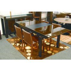 Kirya Extendable Glass Top Dining Table Extendable Glass Dining Table, Glass Top Dining Table, Ping Pong Table, Change, Furniture, Home Decor, Decoration Home, Room Decor, Home Furnishings
