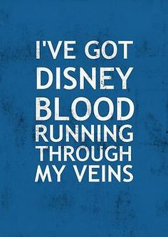 Disney blood
