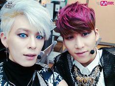 Boyfriend Donghyun Hyunseong Those eyes thou