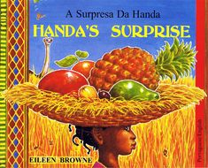 Handas's Surprise - Excellent Early Years Bedtime Stories That Any Child Will Enjoy