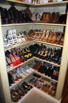 Niomi Smart: My Shoe Closet / Part 1