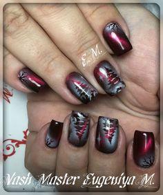 Xmas Nails, Holiday Nails, Halloween Nails, Christmas Nails, Fancy Nails, Cute Nails, Pretty Nails, Crazy Nail Designs, Colorful Nail Designs