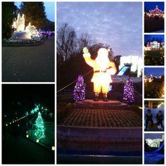 2013 #ChristmasTown @Trey Busch Gardens