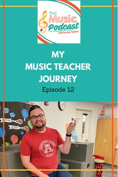 Thank you for listening to this episode of That Music Podcast. This week I'm sharing the somewhat unique way that I ended up being a music teacher. Education Major, Music Education, Music Teachers, Music Classroom, Thank You For Listening, Student Teacher, Elementary Music, Music Games, Teacher Resources