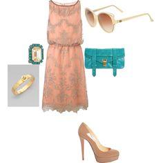 Spring/Summer Wedding Attire