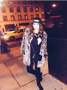 La Dolce Gia #nycstreetstyle #ootd Chanel, HM, Nike, J.Crew, Piperlime, Custom Hat