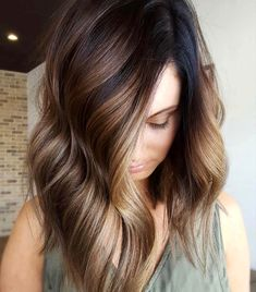 """77 Likes, 1 Comments - THE place for hair lovers ❤ (@hairstylechamp) on Instagram: """"100% or 0% on this hair color? What do you think is the coolest hair color❓❣ Mention your girls in…"""""""