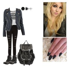"""Untitled #159"" by punk-princess-i on Polyvore featuring Religion Clothing, Ash, CO, Steve Madden, BERRICLE, women's clothing, women's fashion, women, female and woman"