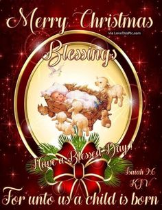 Dec 2019 - We have 40 Merry Christmas images and quotes that those of all ages will love and enjoy! Happy Holidays to you and your loved ones. Good Morning Christmas, Merry Christmas Family, Merry Christmas Images, Christmas Post, Christmas Scenes, Red Christmas, Religious Christmas Quotes, Christmas Wishes Quotes, Christmas Blessings