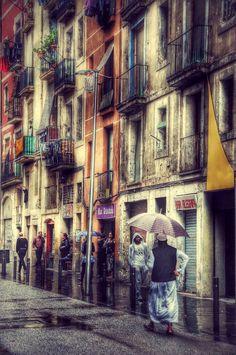 El Raval. Barcelona