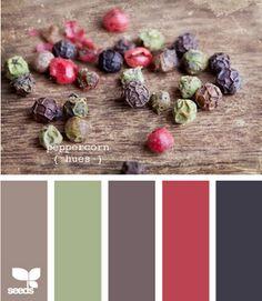 peppercorn hues