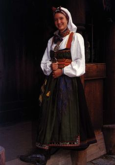 Folk Costume, Costumes, Norway, Anna, Culture, Dresses, Women, Fashion, Pictures