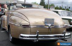 1947 Ford Mercury Convertible #ford #mercury #forsale #australia