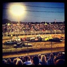 Demolition Derby at the County Randolph Fair My first car ended its time here, in Demolition Derby, Derby Cars, I Have Forgotten, Bonfire Night, Beach Day, Destruction, Country Life, Communion, Genealogy