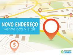Você sabia que a Pró Ativa está em novo endereço? Agora atendemos na Rua Zita Soares de Oliveira, 304, 2º andar, no Centro de Ipatinga (em cima da Eletromagno). Venha nos visitar!