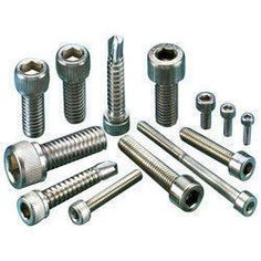 Manufacturer & Exporter of Allen Cap Screw. Our product range also comprises of Hex Bolt, Hex Nut and Nyloc Nut.
