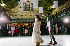 Victoria Baths Wedding Photography