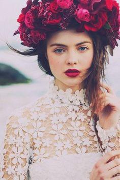 Great Photography - Light, depth or feild, colour - bohemian bride - boho brides of adelaide magazine