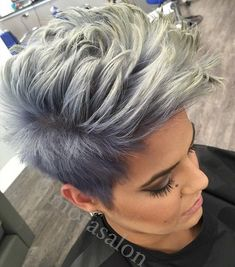Best 55 Ombre Color For Pixie Haircut Ideas 35