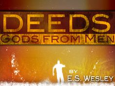 Normal screen Desktop Wallpaper for Deeds: Gods from Men.