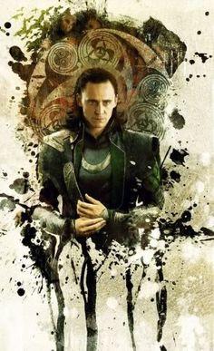 Loki, gorgeous art