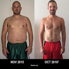 What can you do with a year of access to workouts on Beachbody On Demand? Just ask Jared Hunt. With the short daily workouts of Focus T25 and P90X3 he lost 67 lbs. and regained his ability to run long distance races having proudly completed 2 half-marathons now! Hey if it makes him happy thats a win. .  He says: T25 showed me I can get a serious workout done in 25 minutes which is amazing to me. It was a perfect starting workout for myself (and my fiancée) getting back into shape. It was…