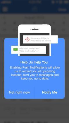 Mobile Popup Modal | Mobile User Interface Design #UI